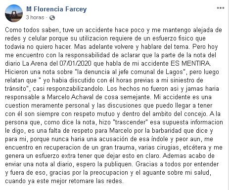 FARCEY FLORENCIA LA ARENA