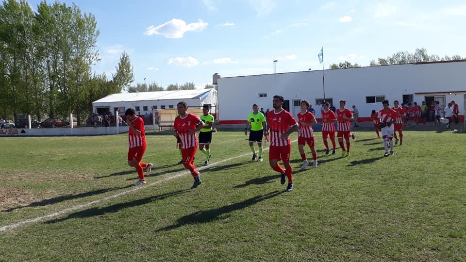 Agrario ingreso Copa Liga Pampeana 2019