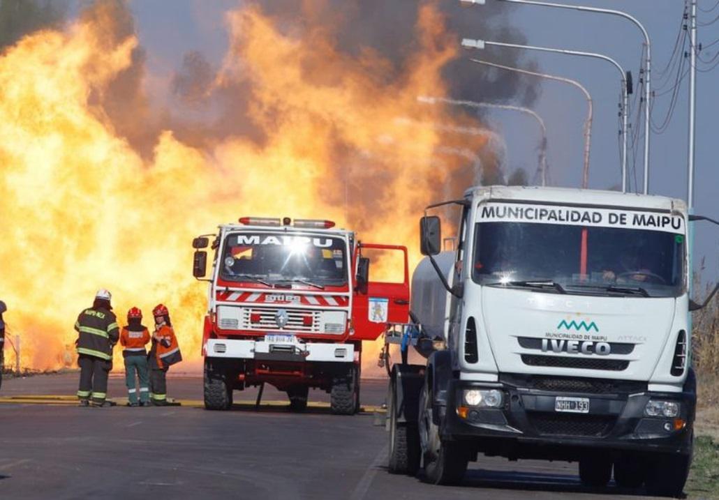 incendio gas mendoza