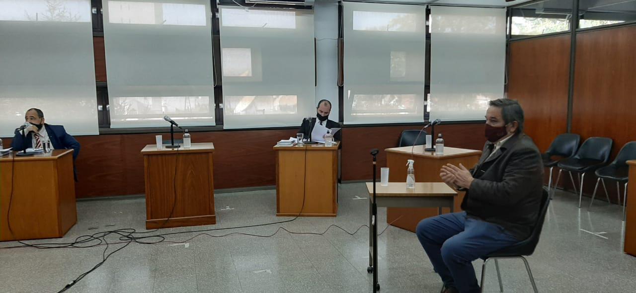 Miguel Angel Bottero empleado Vialidad