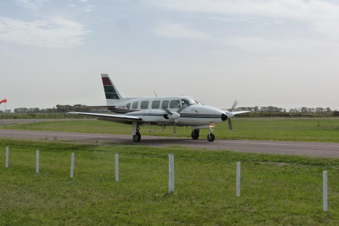 avión sanitario 1