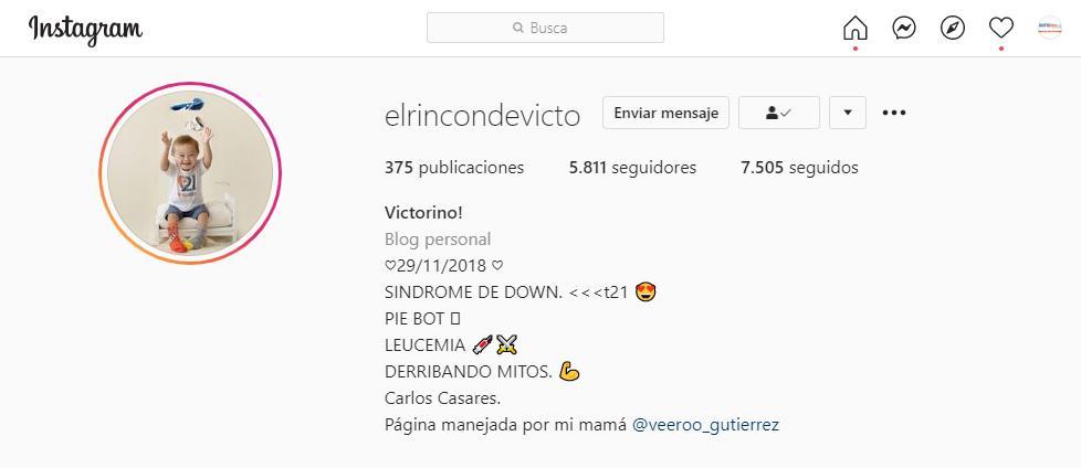 victorino instagram