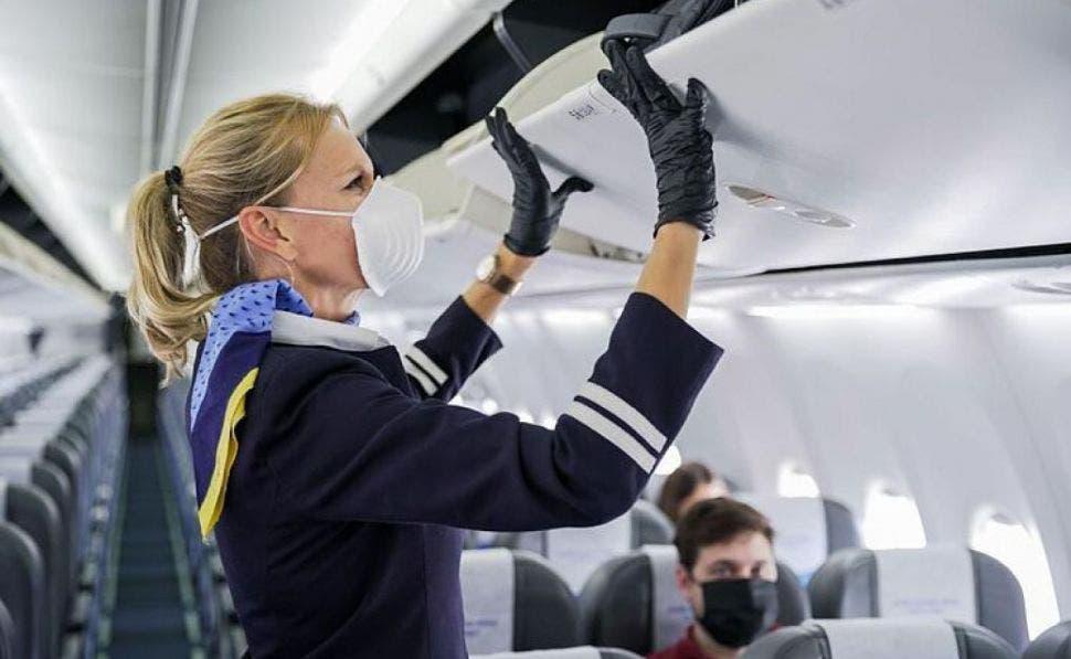 aviones transporte vacunas