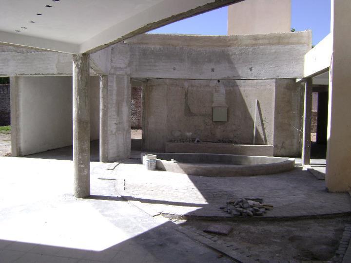 Centro Cultural y de Convenciones en construcción 3
