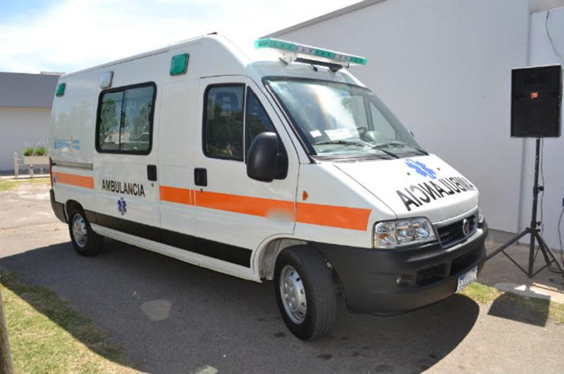 AMBULANCIA CÓRDOBA