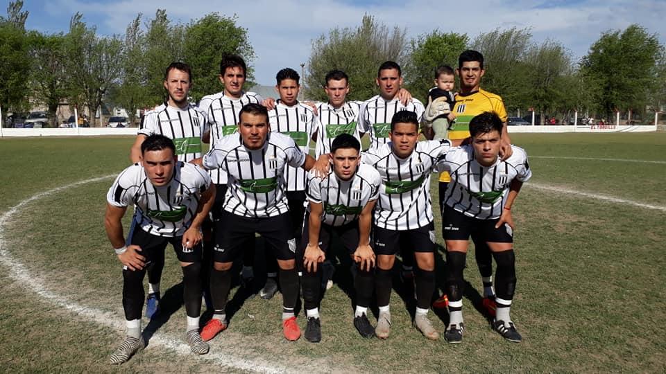 Matienzo de Luiggi Copa Liga Pampeana 2019