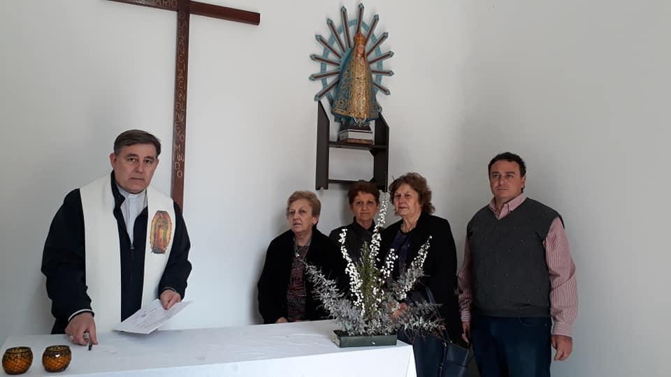 CEMENTERIO BENDICIÓN CAPILLA PARERA 20