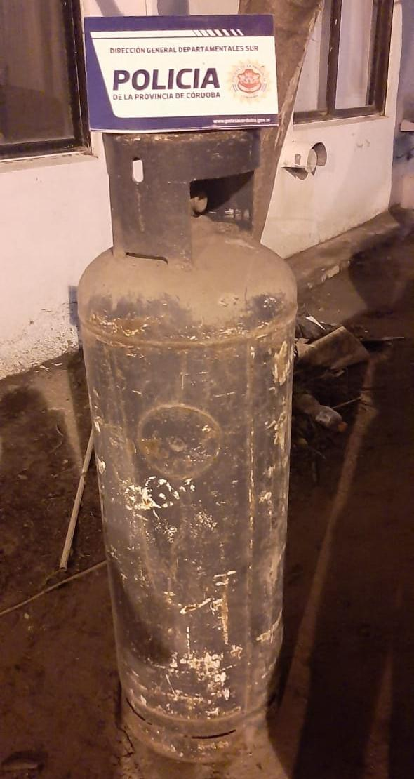 tubo gas