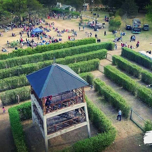 LABERINTO Jardín Botánico Provincial