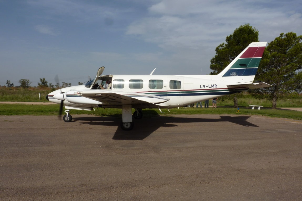 avión sanitario 2