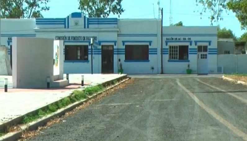comuna falucho