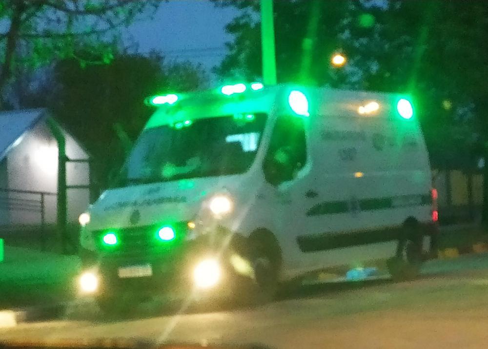Ambulancia Realicó
