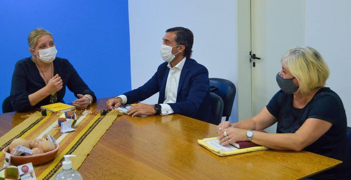 Reunión con Correo Argentino