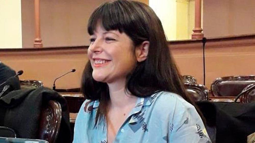 Diputada Nacional Carolina Gaillard