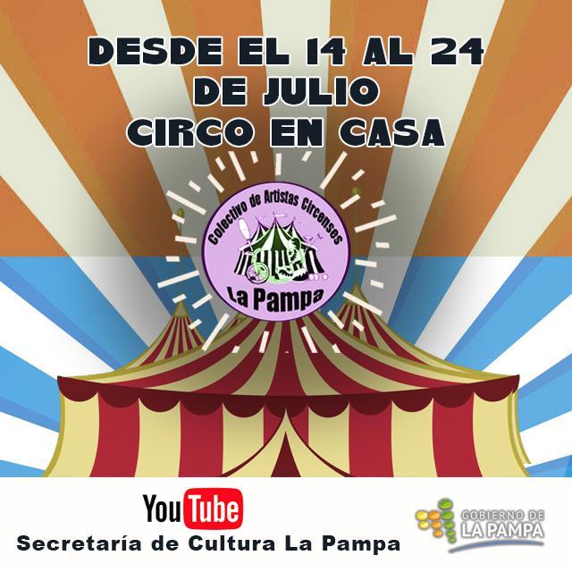 circo propuesta gob de La Pampa