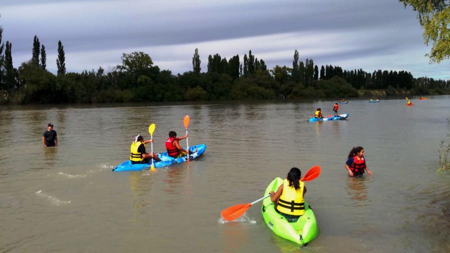 laguna kayak